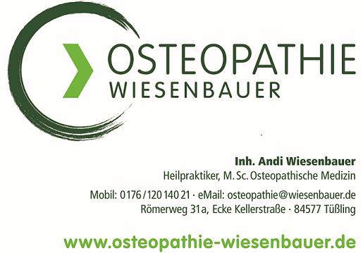 Osteopathie Wiesenbauer